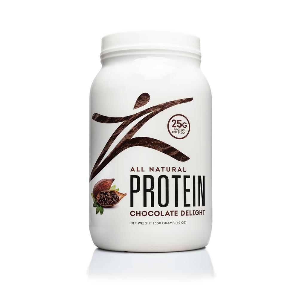 Zurvita Protein Canister