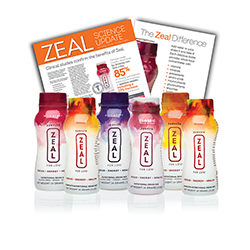 Zeal 6-Pak - English
