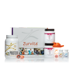 Zeal Transformation System 2020 - Wild Berry Zeal / Chocolate Delight Protein