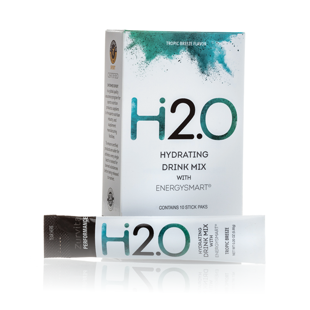 H2O Box (10 Stick Paks)