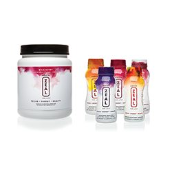 Zeal Combo Pak - Wild Berry - MIXED