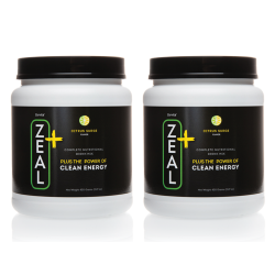 Leap into March with extra Zeal! - Citrus Surge