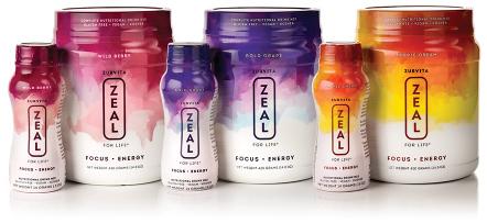 Original Zeal Flavors