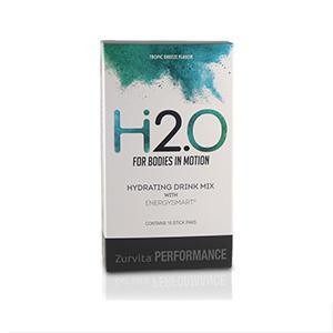 H2O Box (10 Stick Paks) - H2O Box (10 Stick Paks)
