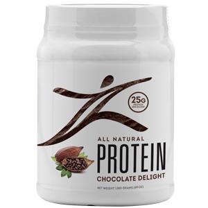Zurvita Protein Canister - Chocolate Delight