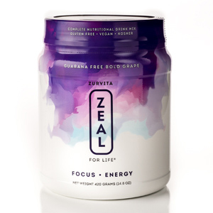 Zeal Canister - Bold Grape