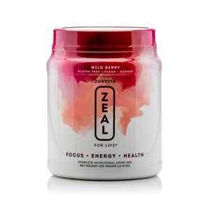 Zeal Canister - Wild Berry