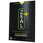 Zeal+ Box (10 Packets) - Citrus Surge