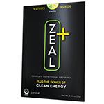 Zeal+ Box (10 Packets) - Citrus Surge